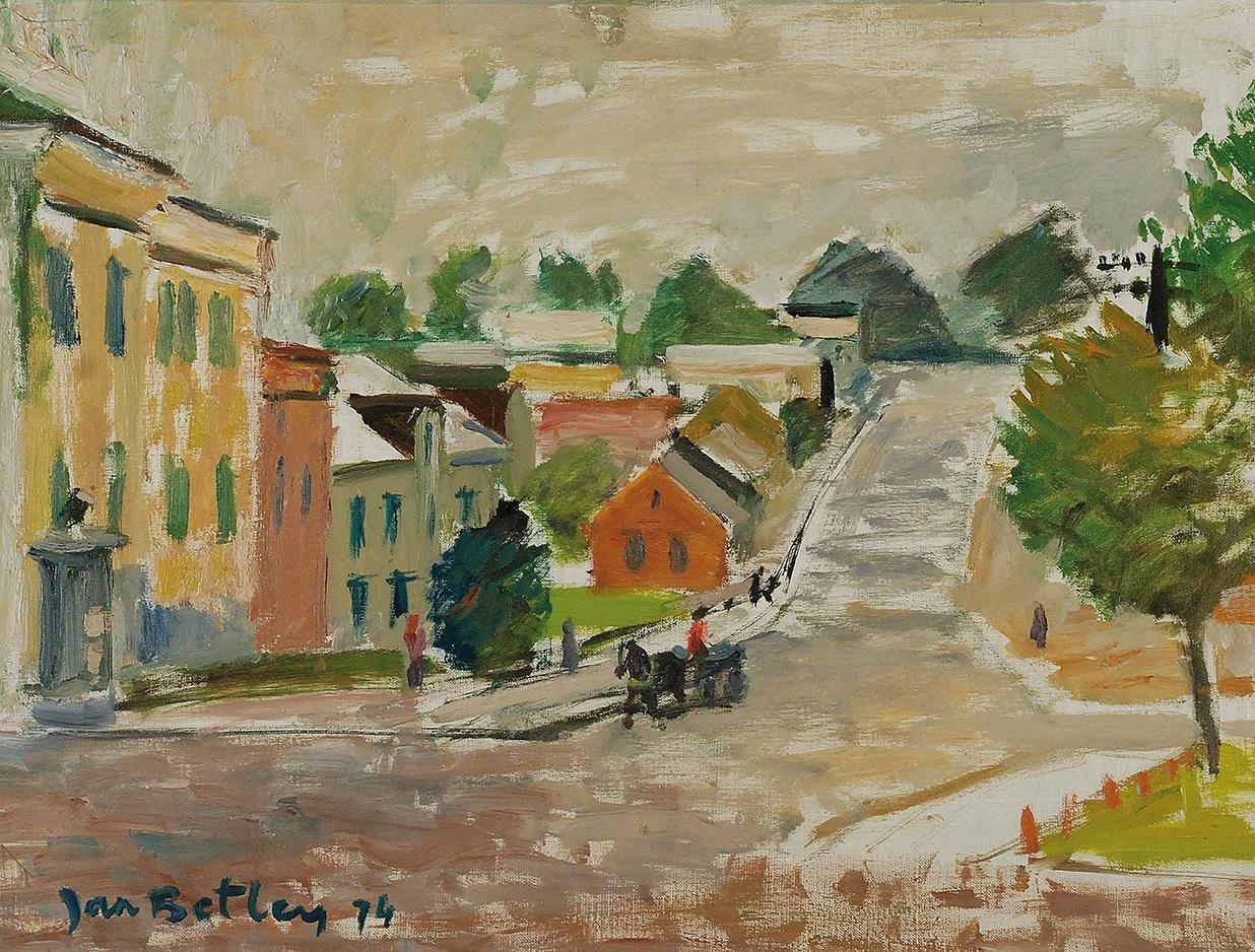 Miasteczko, 1974