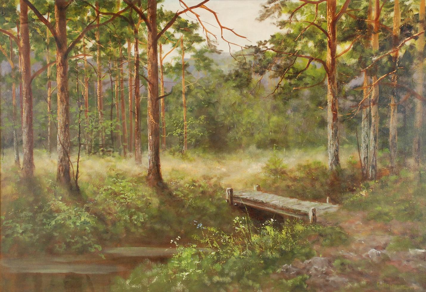 Motyw leśny