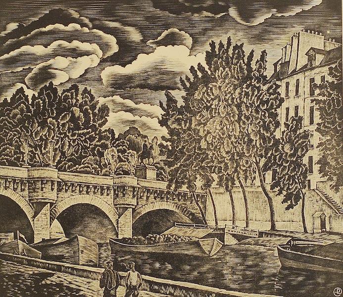Paryż ? Pont Neuf I, 1937