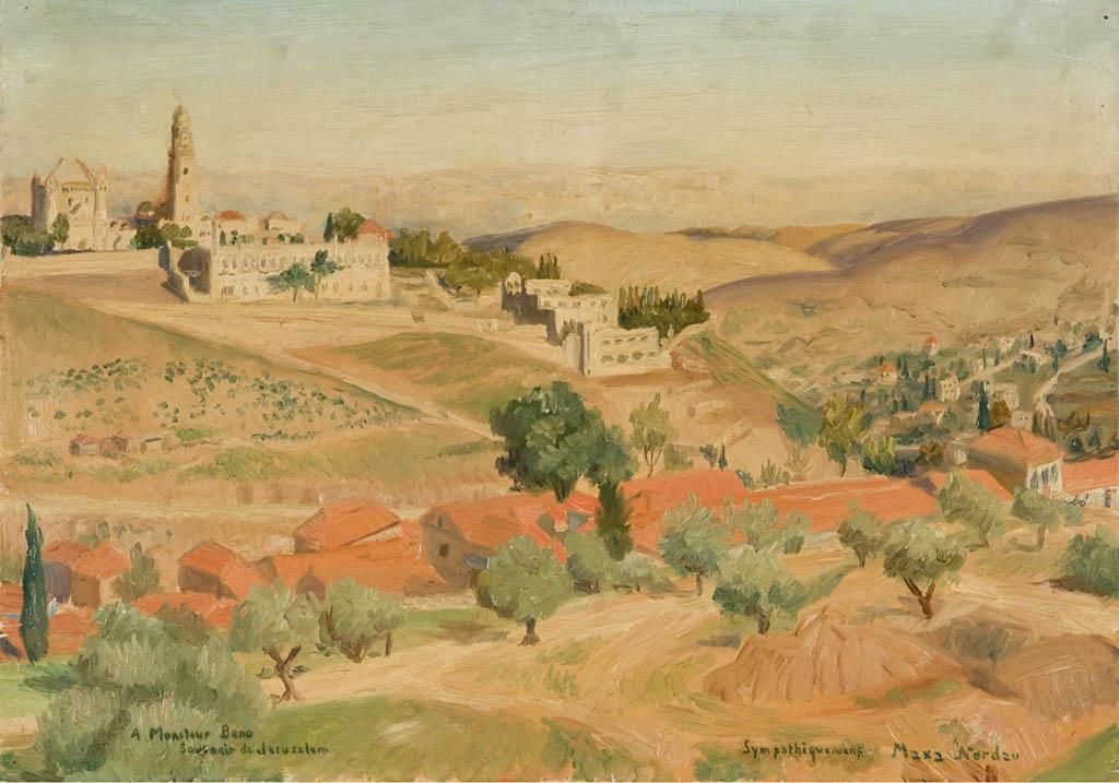 SOUVENIR DE JERUSALEM