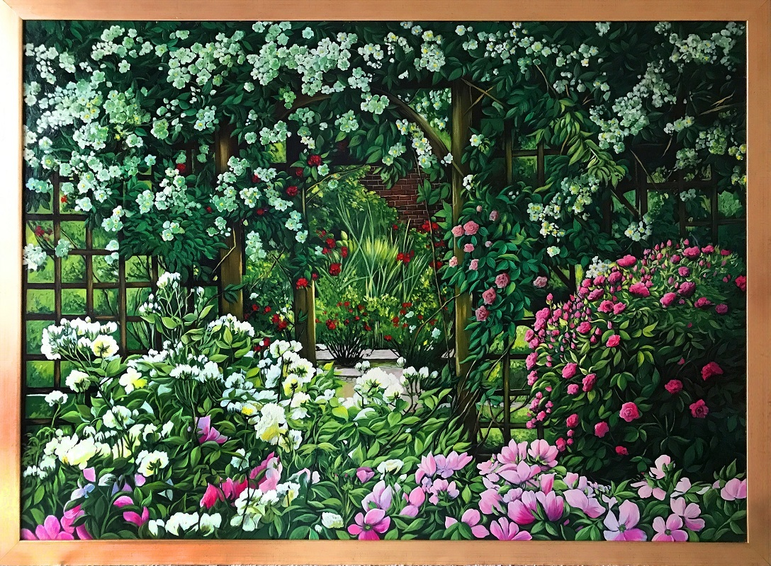 Ogród, 2016