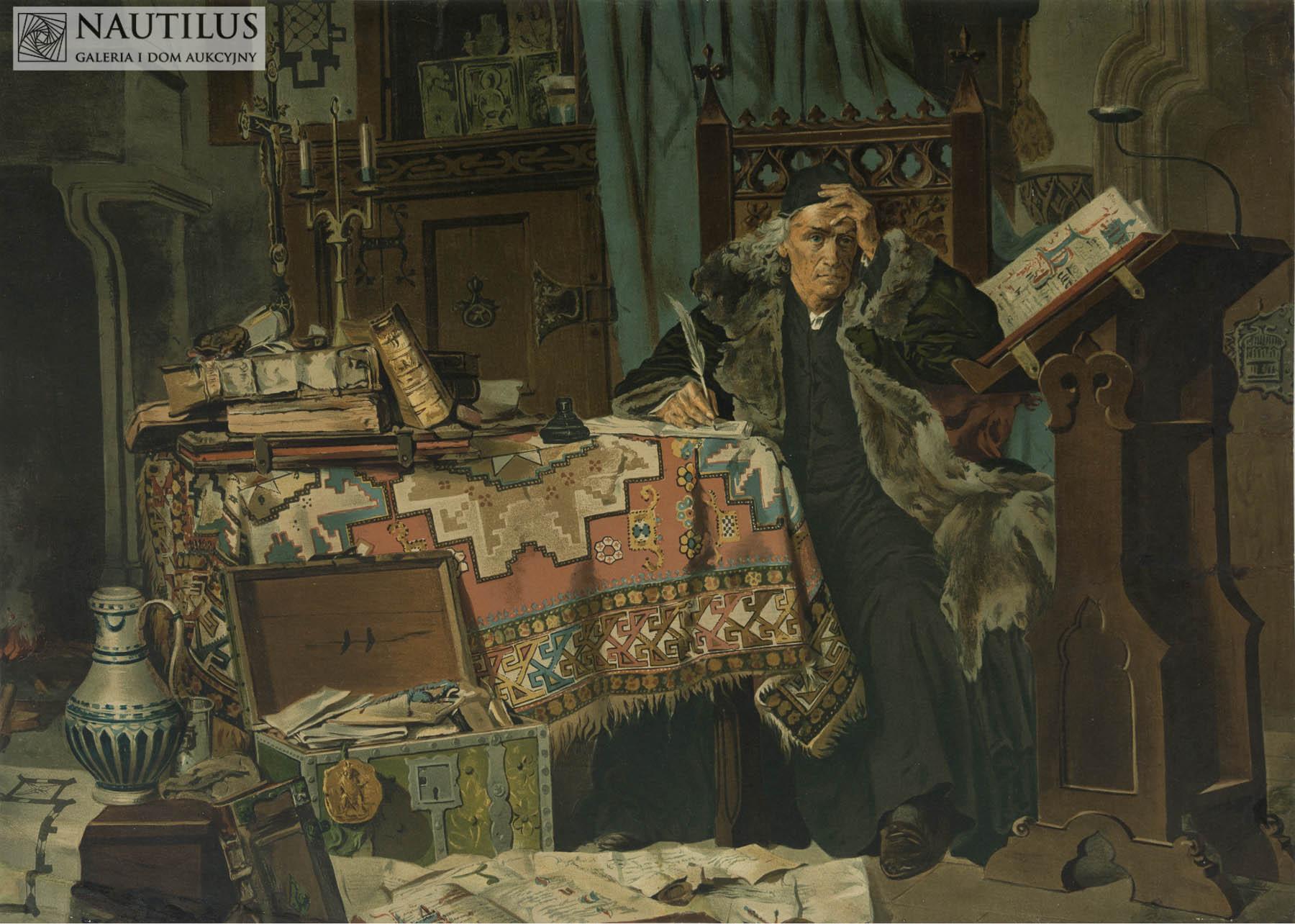 Jan Długosz, 1878-1879