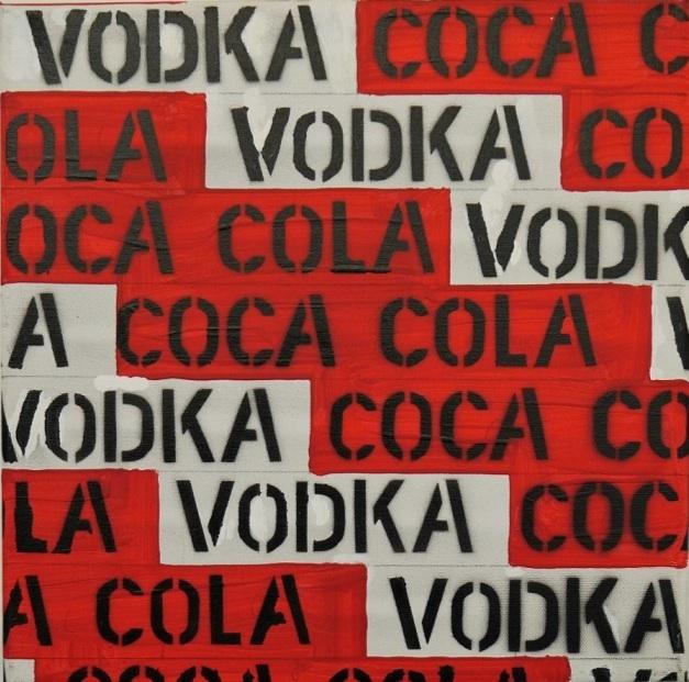 (Coca cola / Vodka...) z serii Zrozumieć słowa i wyciągnąć wnioski.