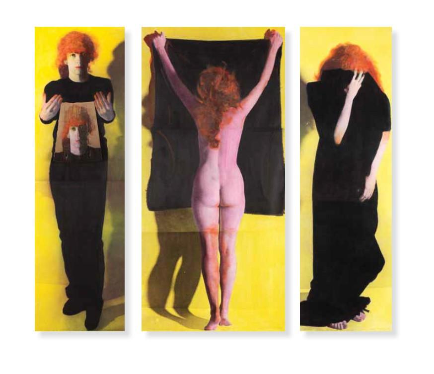 WZGLĘDNE CECHY PODOBIEŃSTWA (POZA SOBĄ), 1982-84