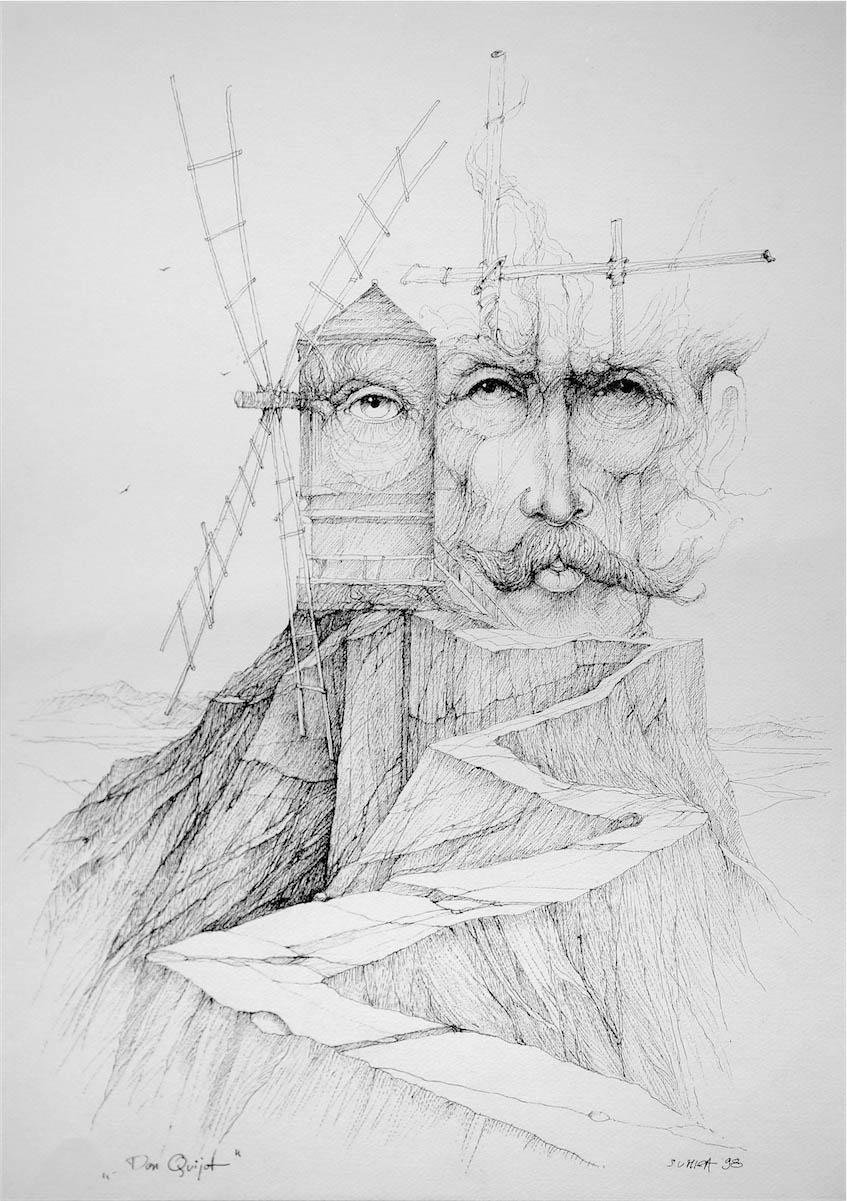Don Quijot, 1998