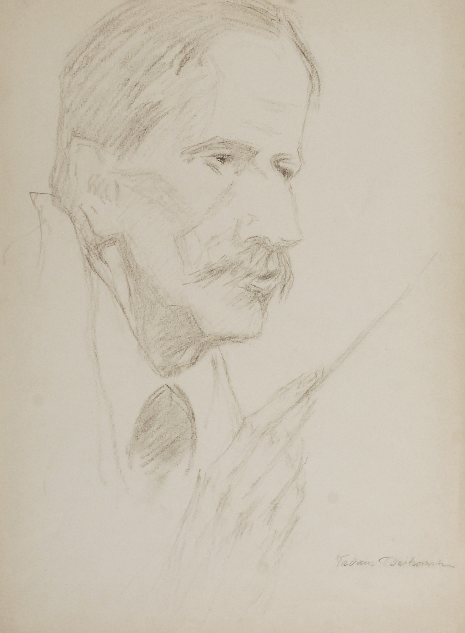 Portret artysty