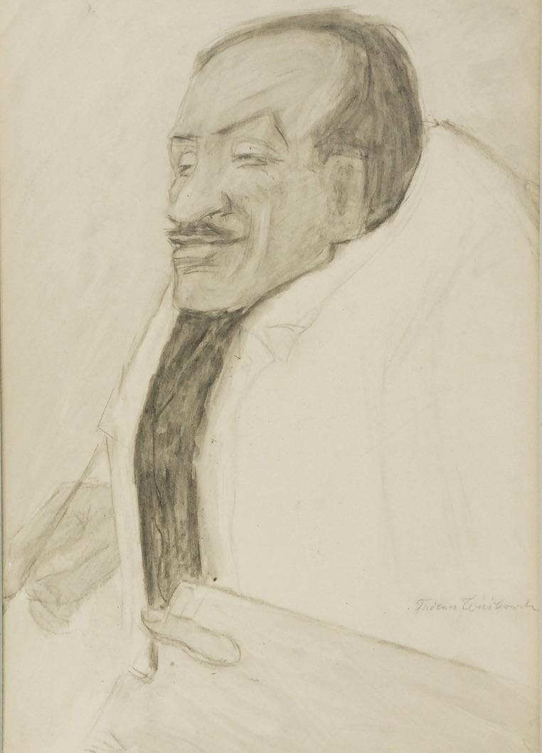 Typ charakterystyczny - Portret Tytusa Czyżewskiego