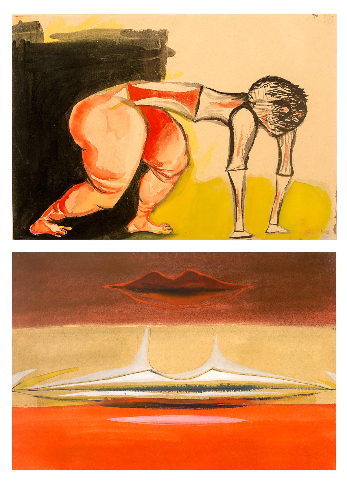 Inwalida / Usta, 1956