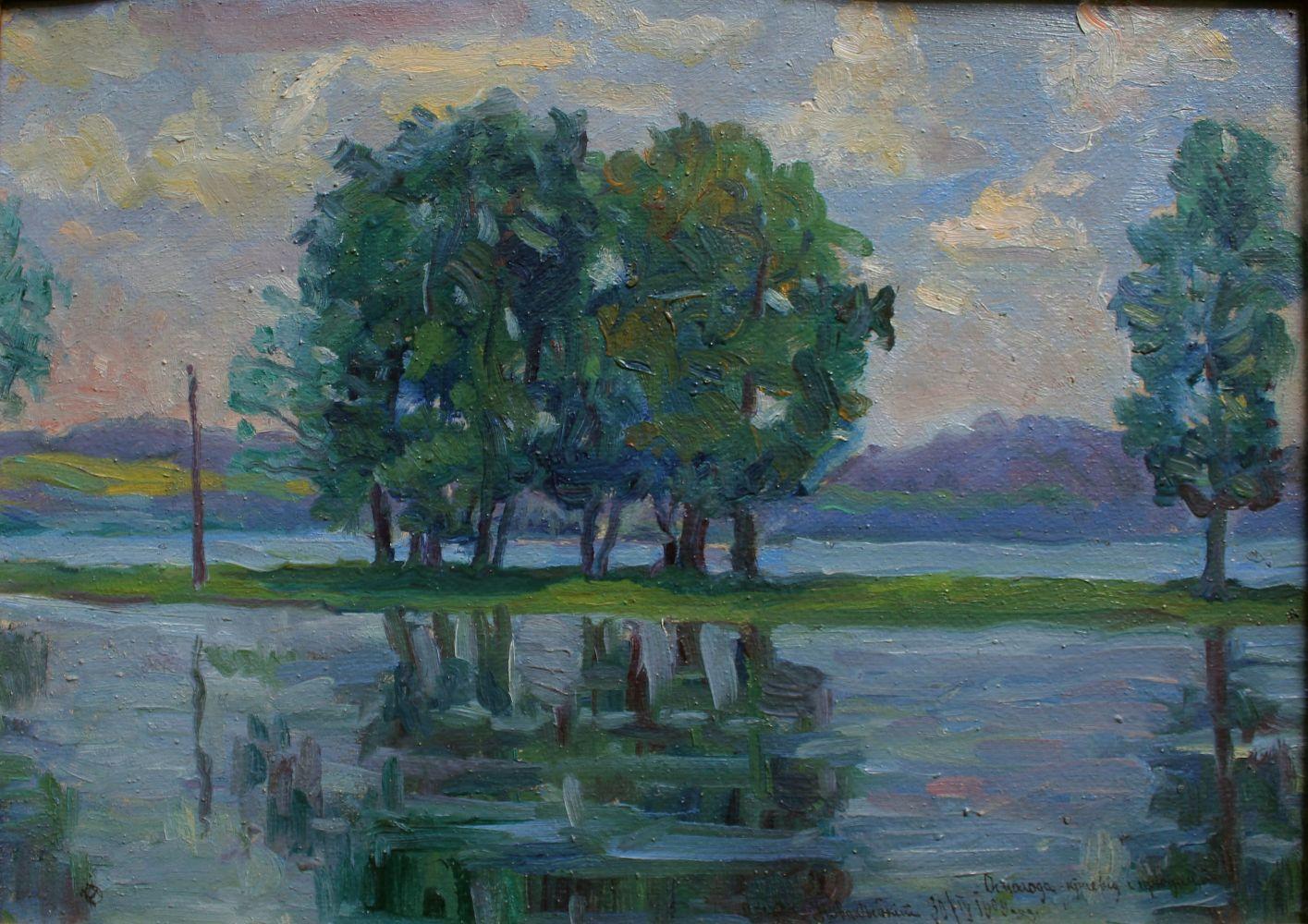 Widok z Osmołody (1909)