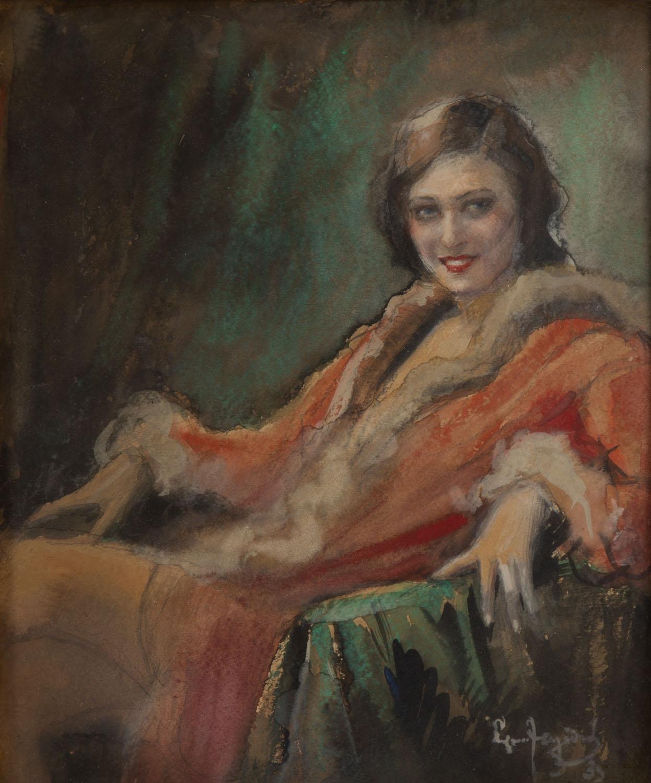 Uśmiech, 1933 r.