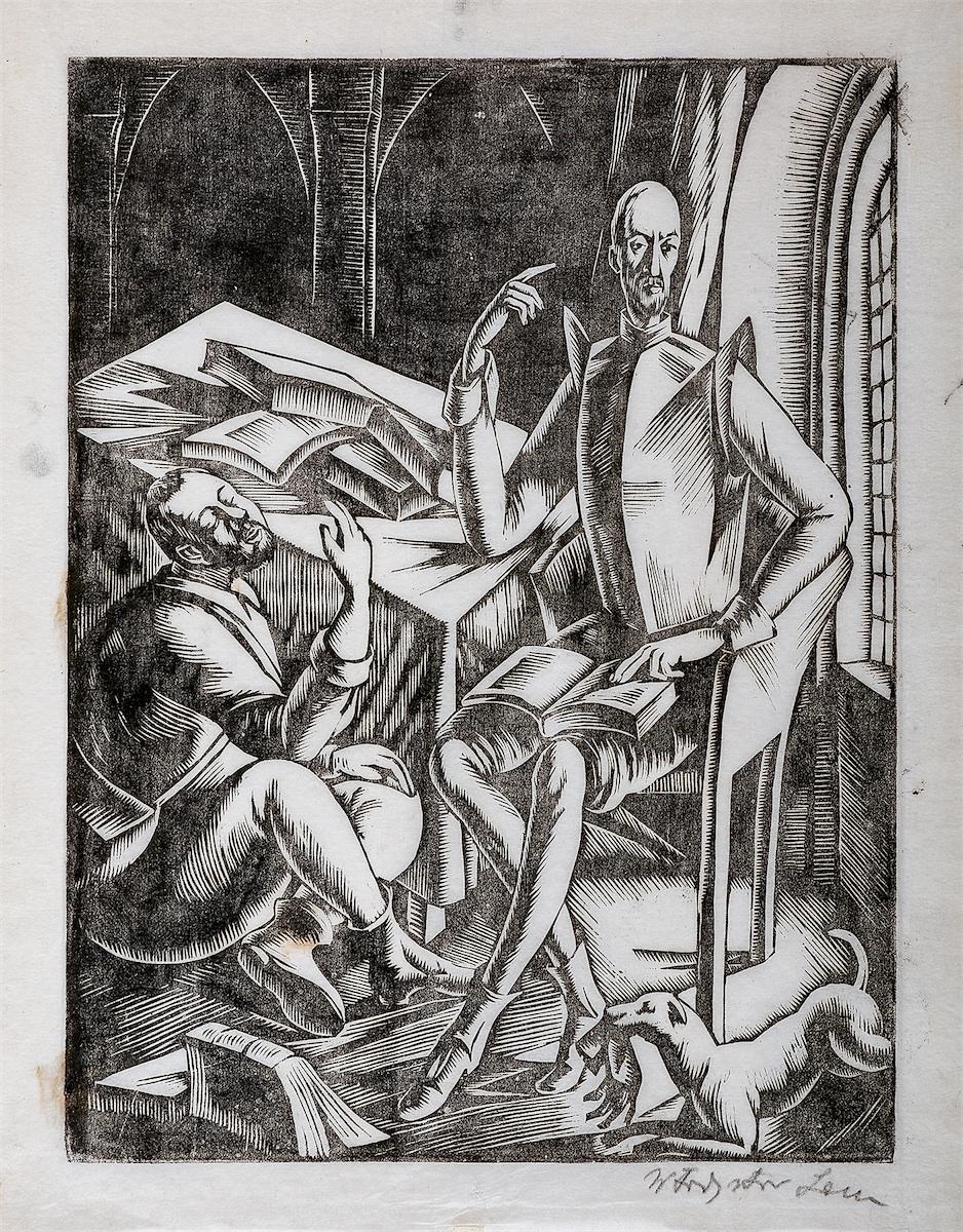 Dysputa, 1925