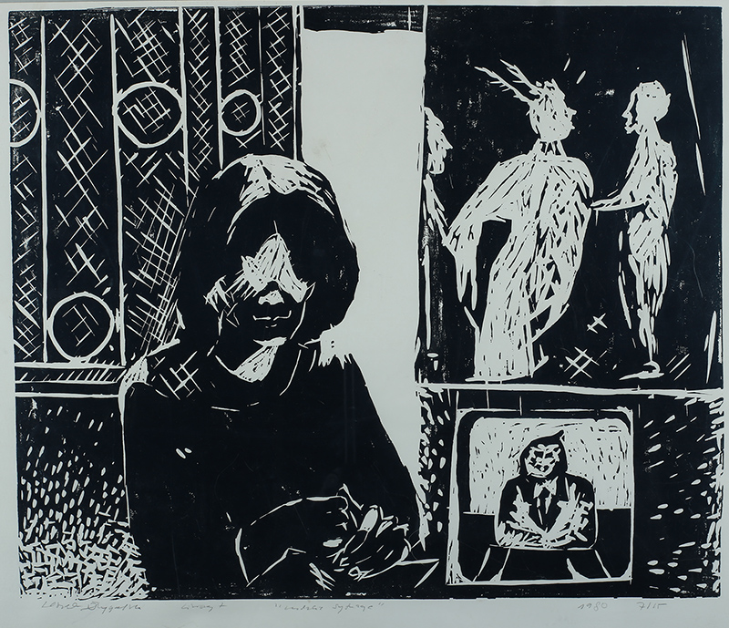 Ludzkie sytuacje, 1980 r.