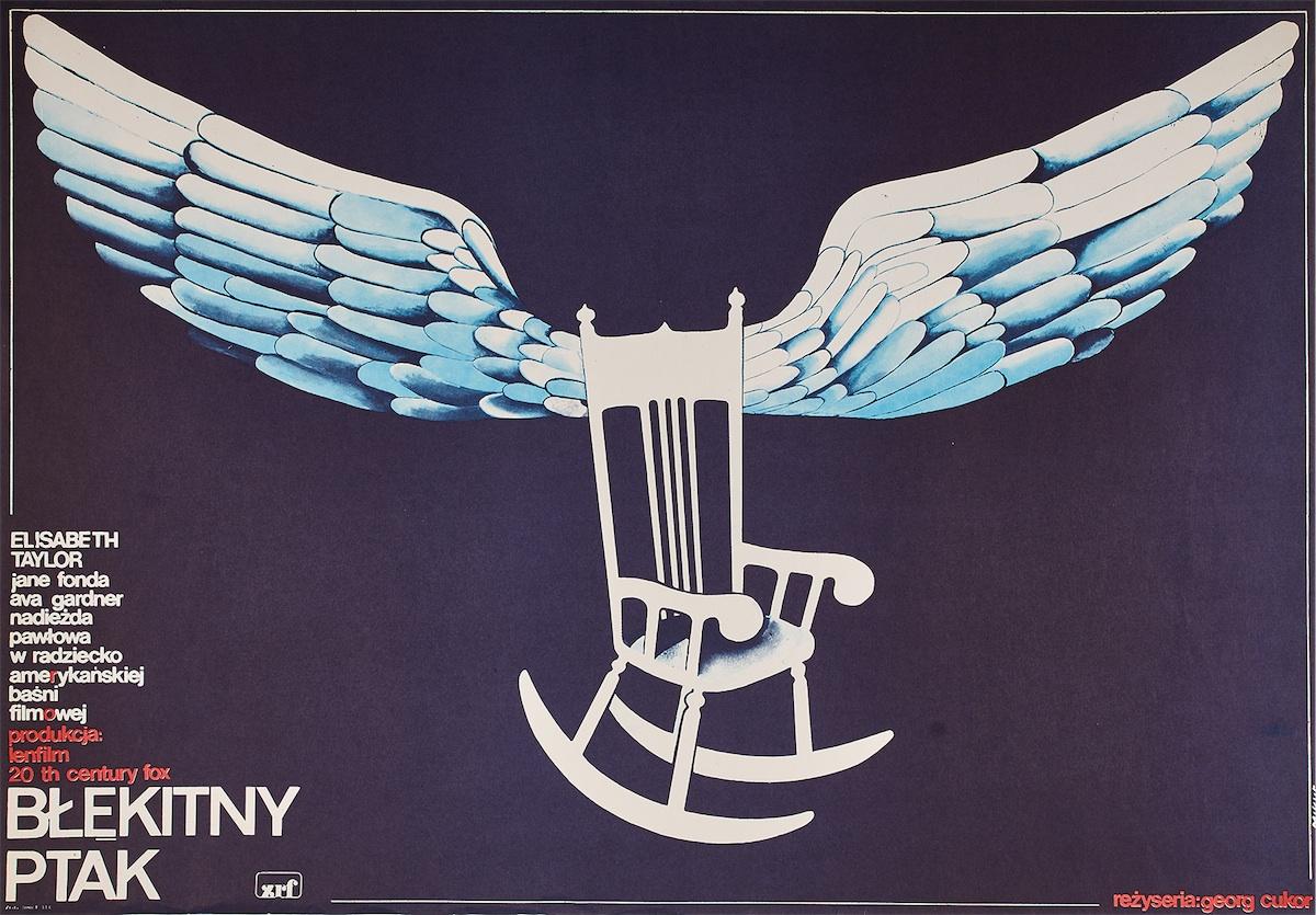 Błękitny ptak, 1977