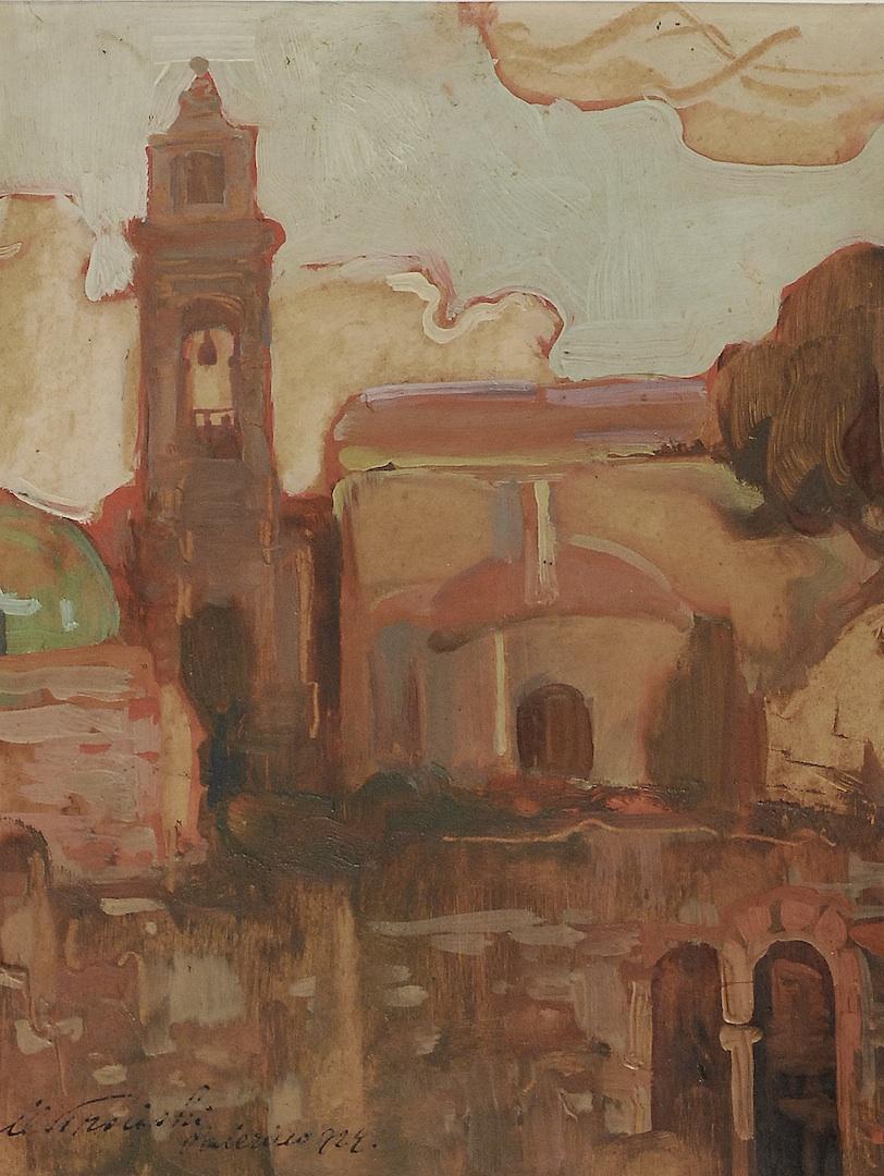 Palermo. San Giovanni, 1924