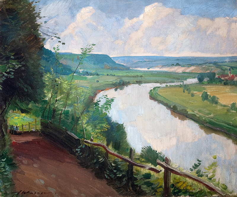 Zakole rzeki