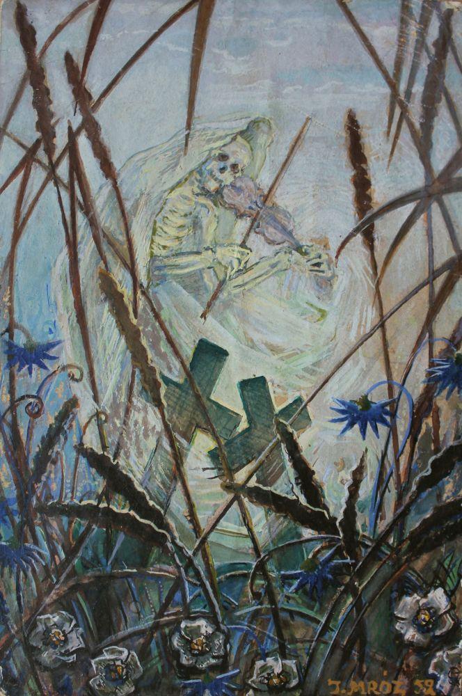 Śmierć grająca na skrzypcach (1959)