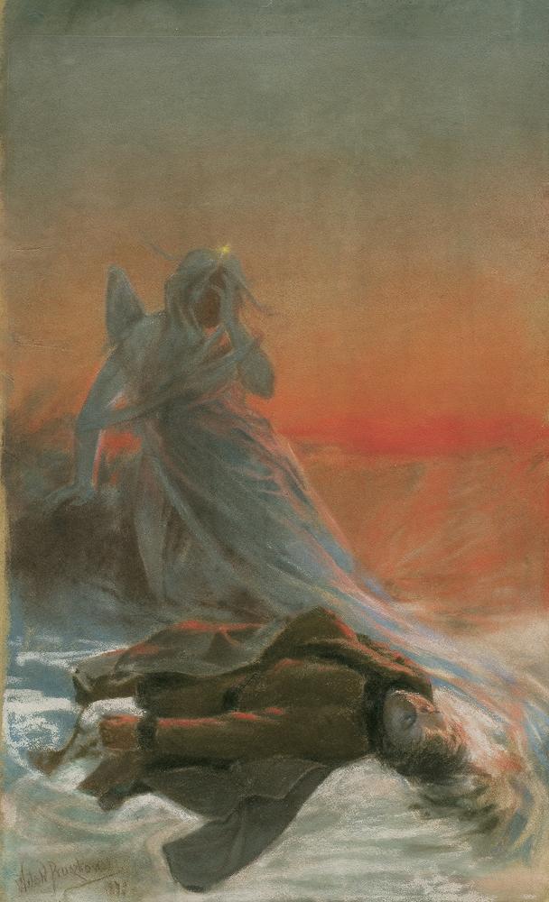ANHELLI. ŚMIERĆ ANHELLEGO, 1879