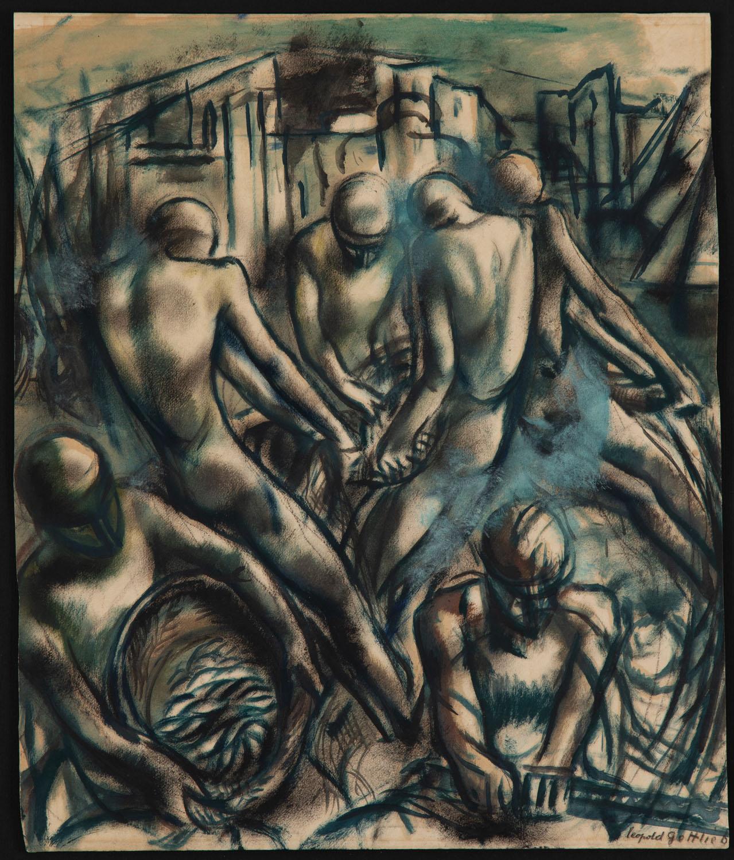 Rybacy, 1926 r.