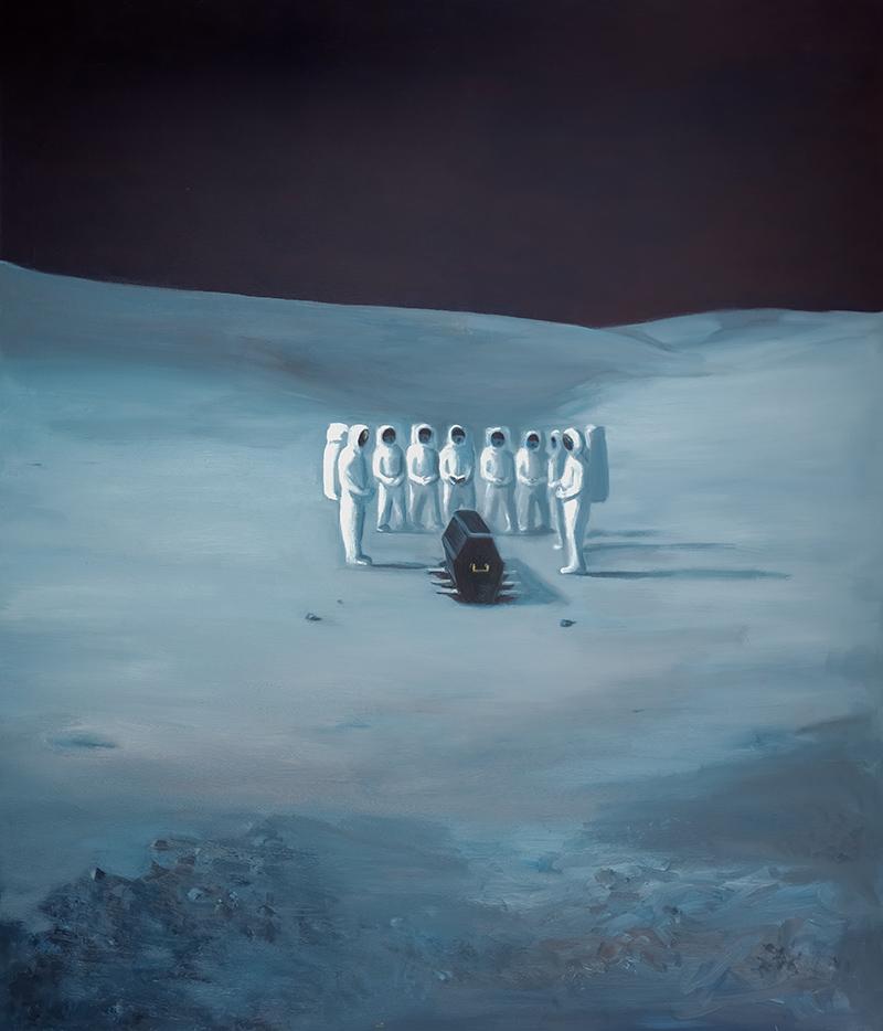 Pogrzeb na Księżycu II, 2012