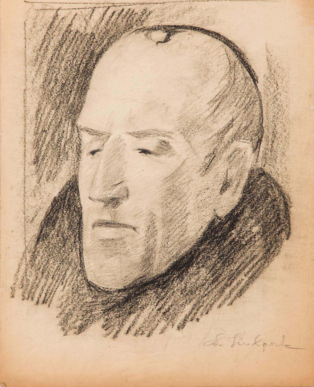 Portret Tadeusza Kantora