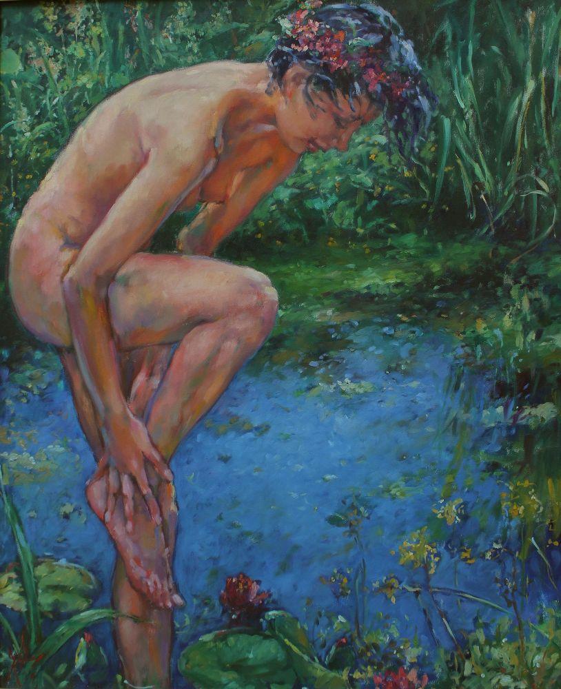 Z cyklu Ogrody mojej wyobraźni (2000)