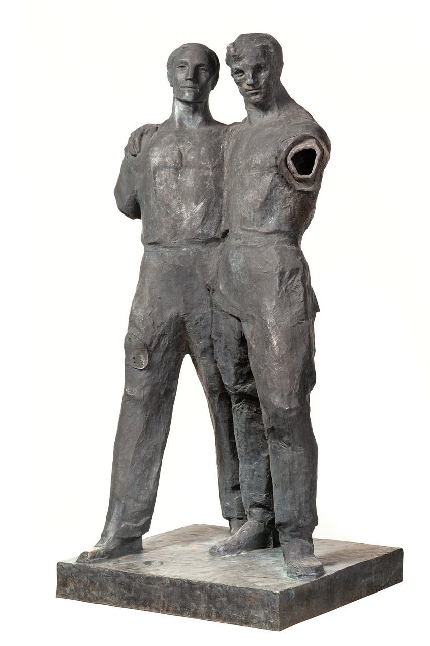 """""""Przyjaźń"""", 1954 r."""