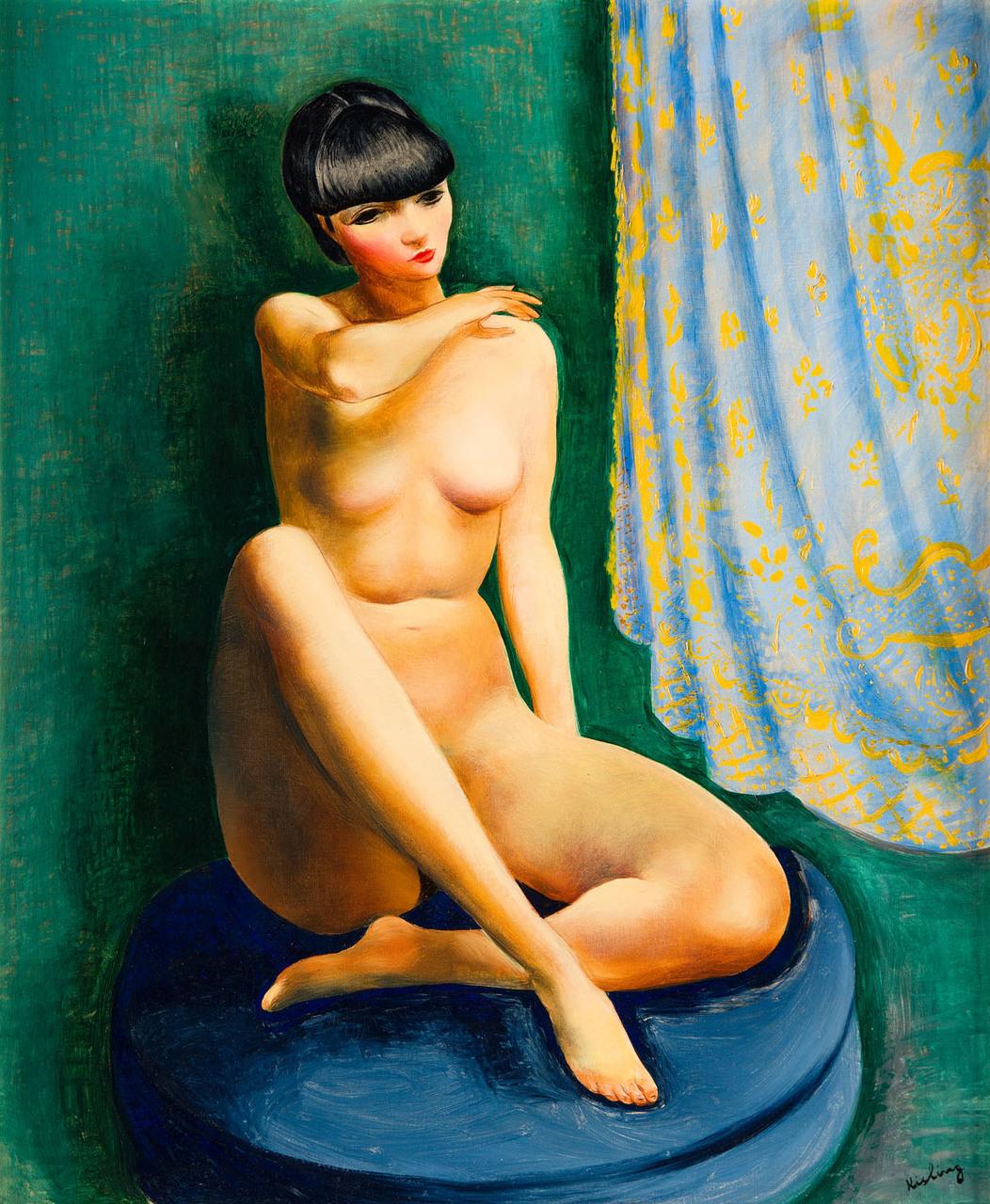 Khera - Kiki de Montmartre, 1932 r.