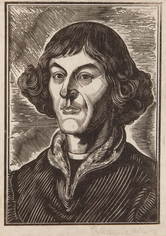 Portret Mikołaja Kopernika , 1948 r.
