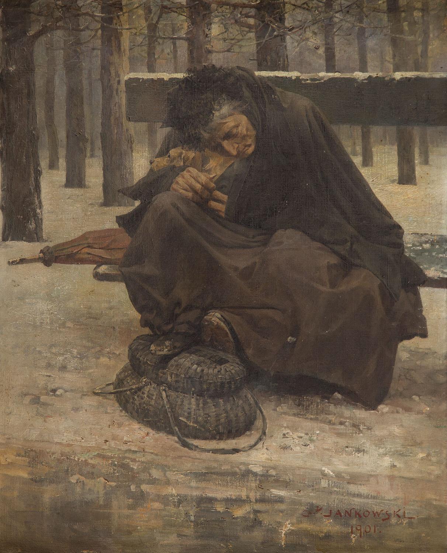 Ostatni przyjaciel, 1901 r.
