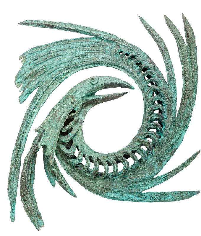 Ryba - smok
