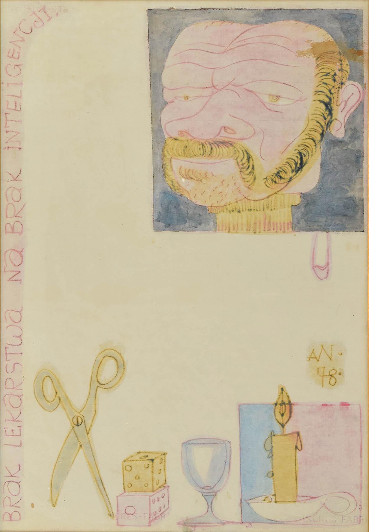 Brak lekarstwa na brak inteligencji, 1978