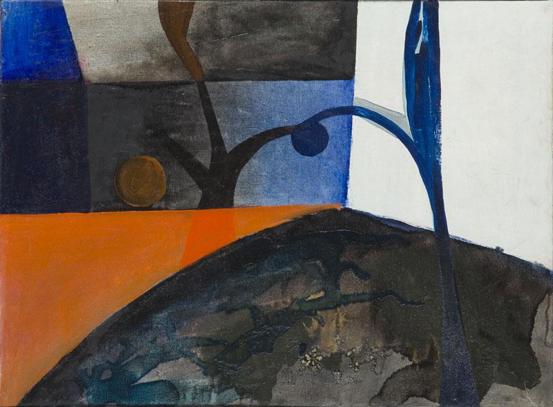 Kompozycja, 1957 r.