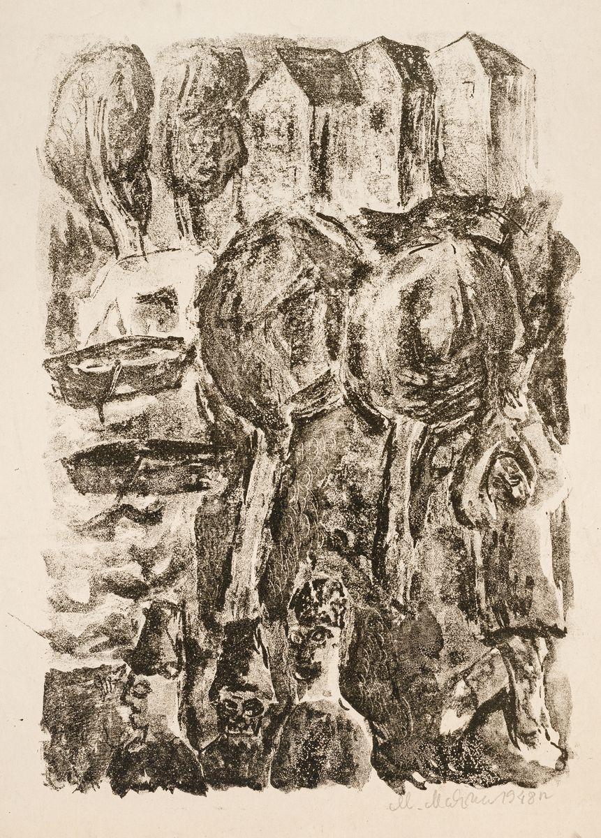 SAD NAD WODĄ, 1948