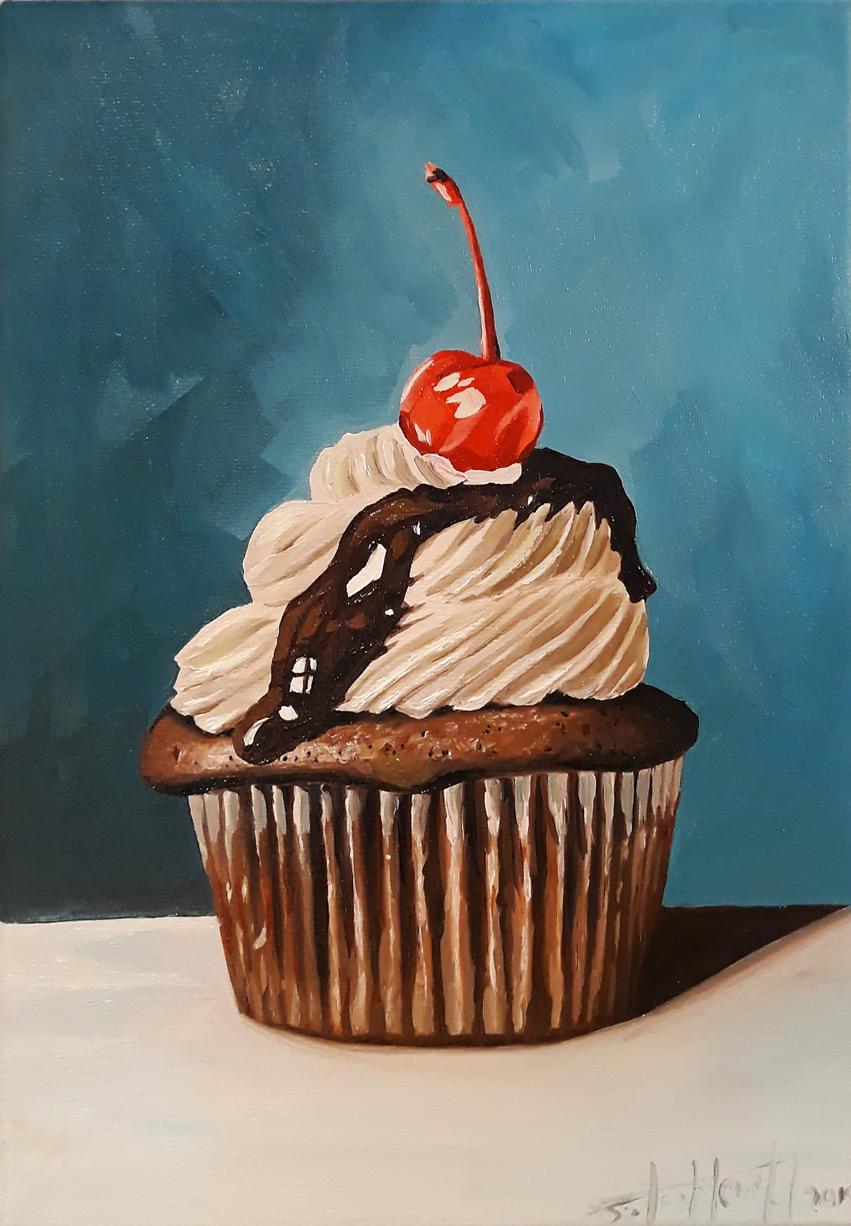 Cupcake #2, 2019