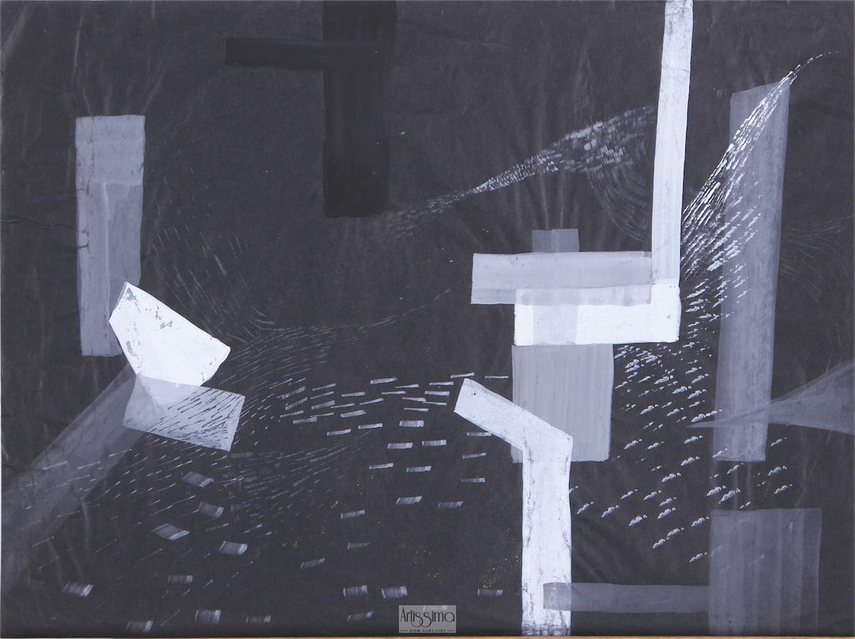 Kompozycja, 1953