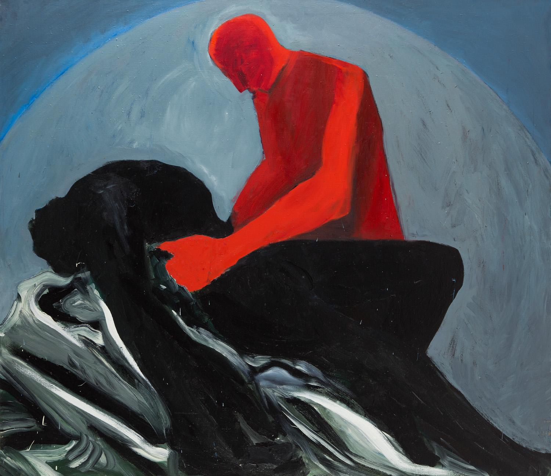 """""""Pieta"""", 1987 r."""