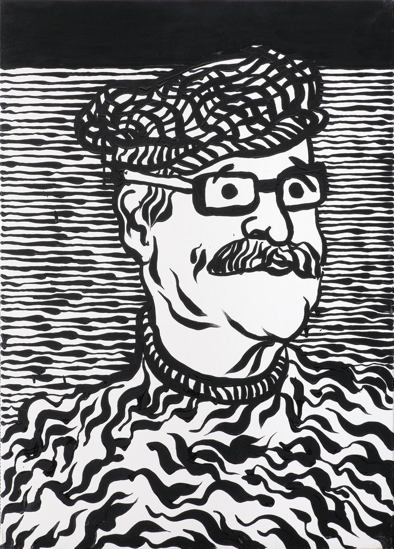 Portret Tadeusza Brzozowskiego, 2015