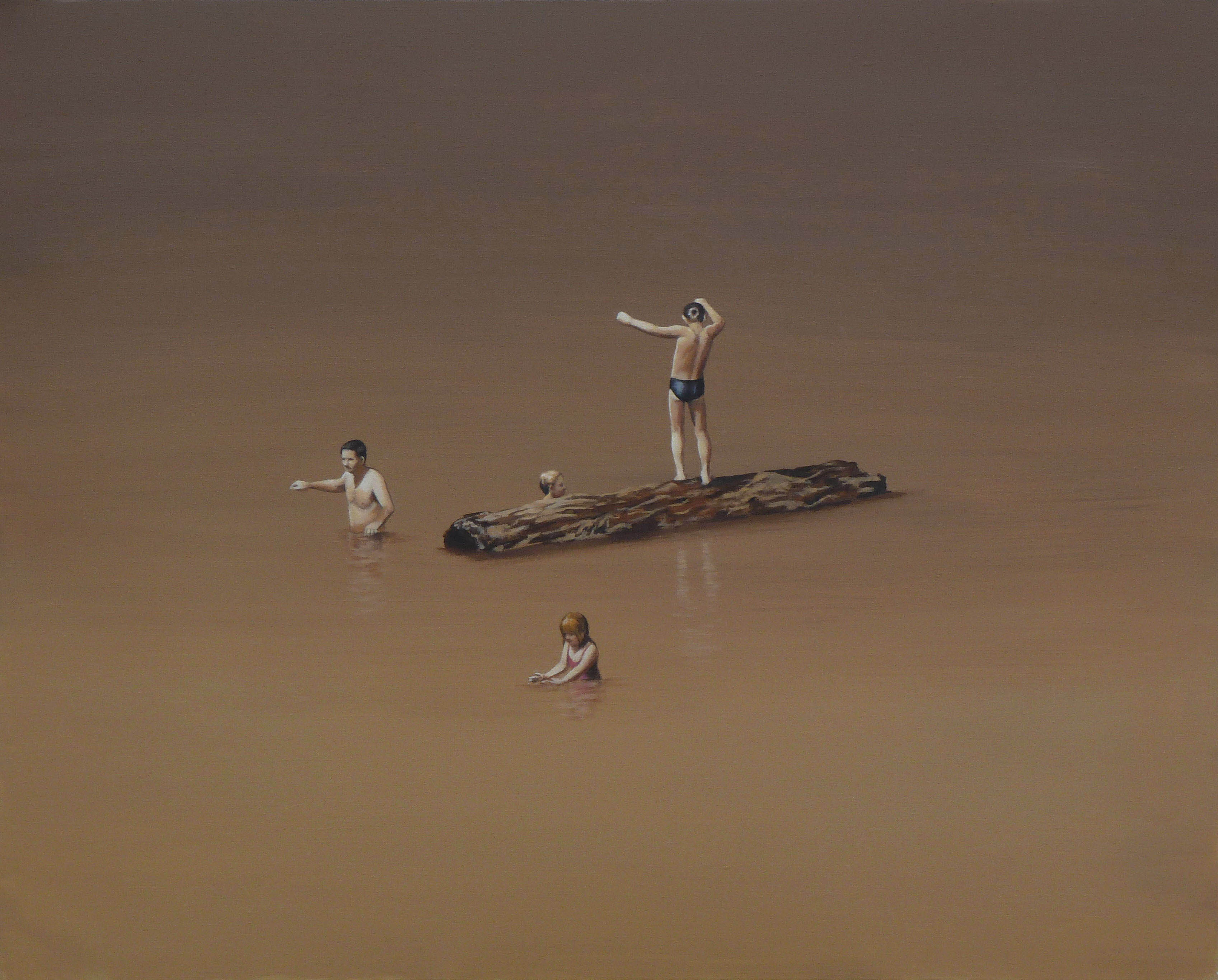 Skok do wody, 2017r.