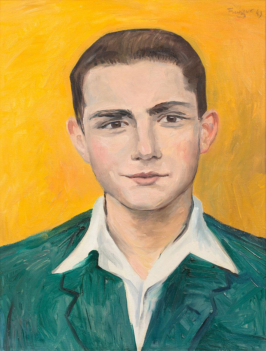 Portret mężczyzny, 1949