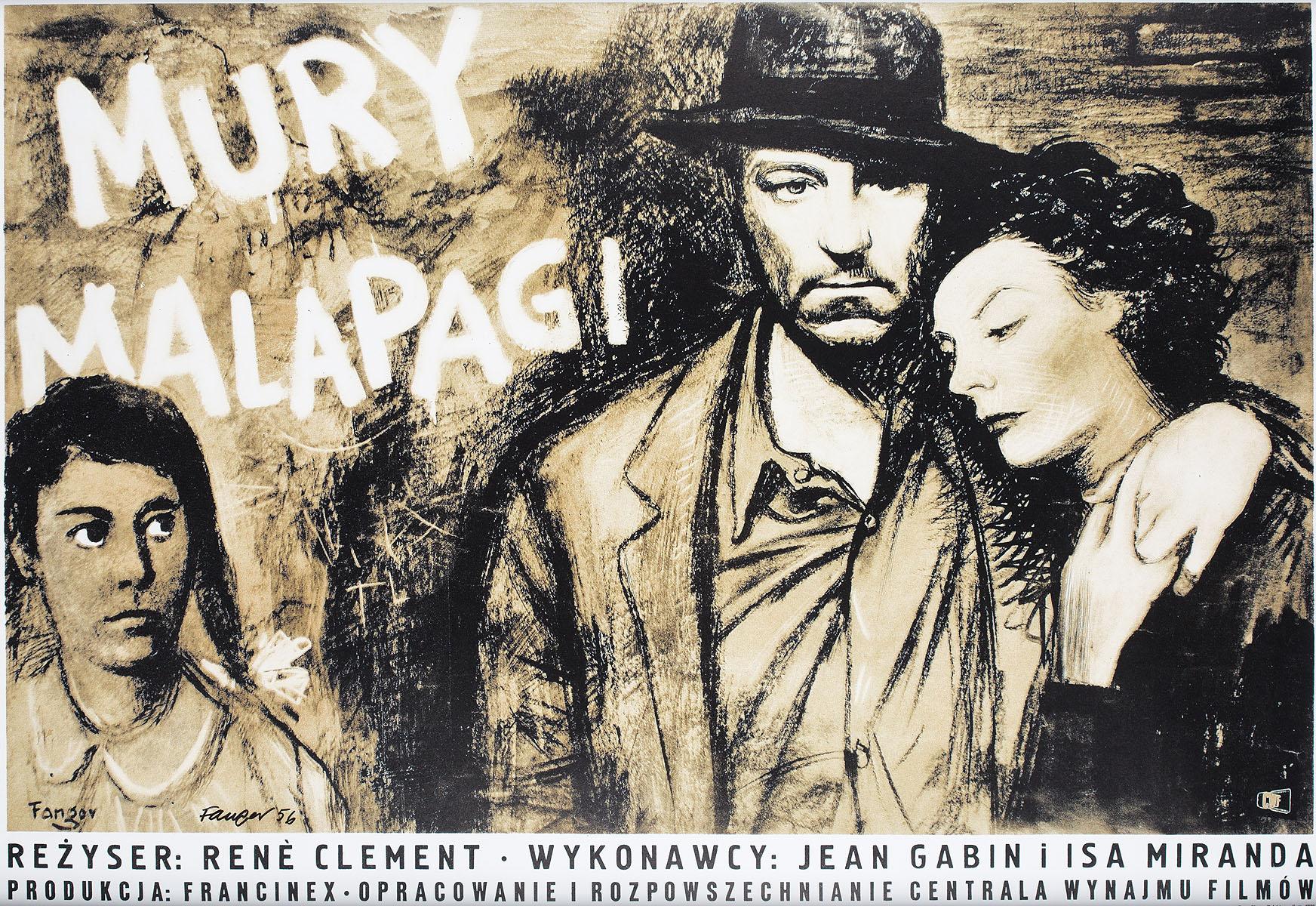 Mury Malapagi, 1956