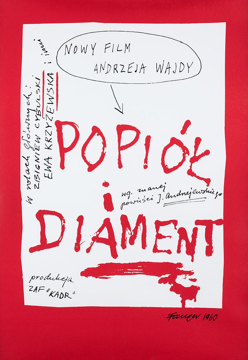 Popiół i Diament, 1960