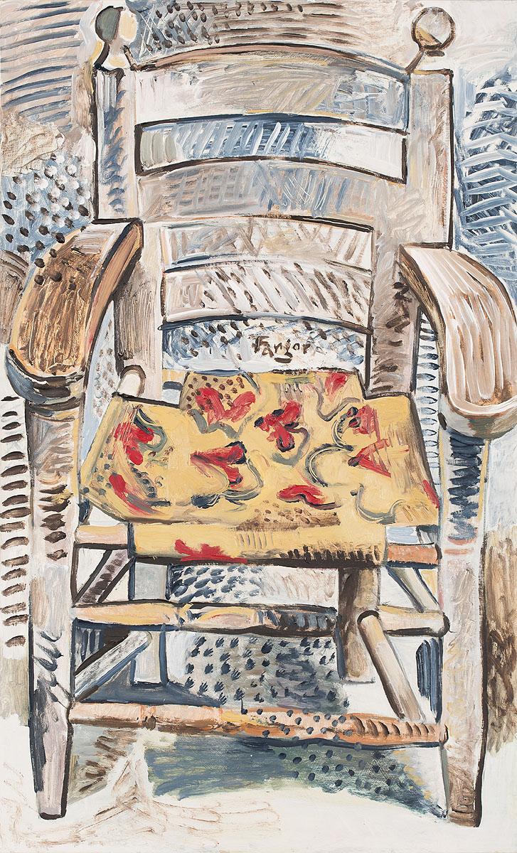 Krzesło nr 12, 1993