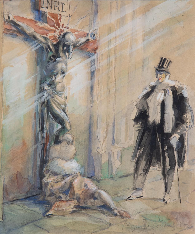 Kompozycja, 1928 r.
