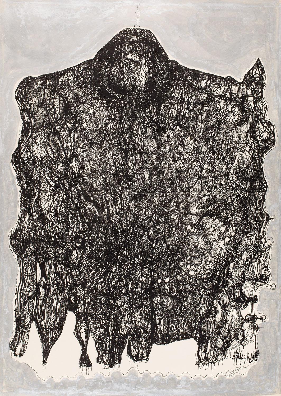 Kompozycja, 1985 r.