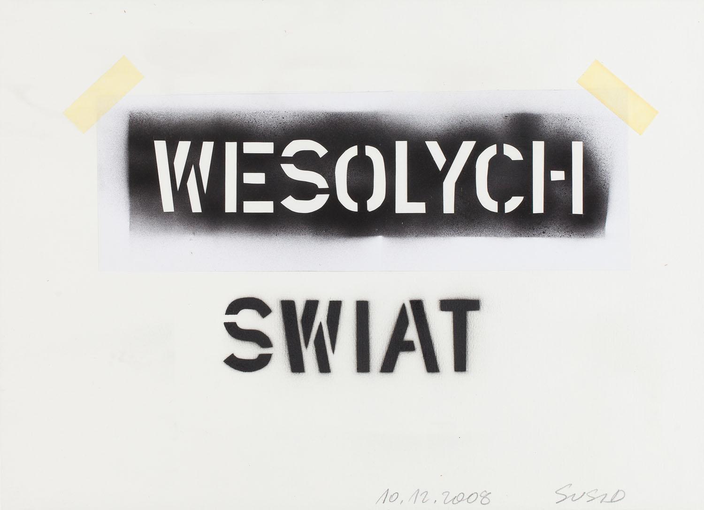 """""""Wesołych Świąt"""", 2008 r."""