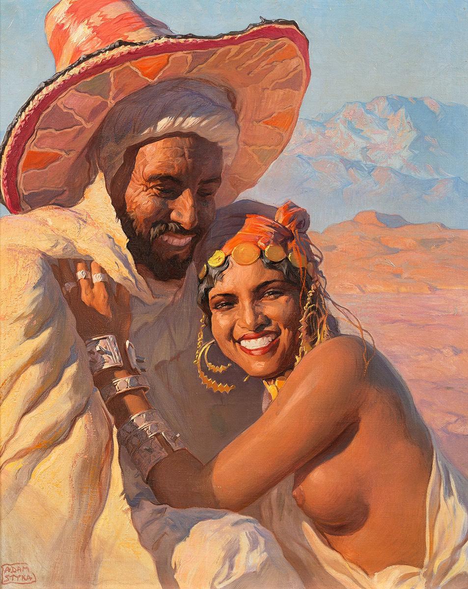 Miłość pod afrykańskim słońcem
