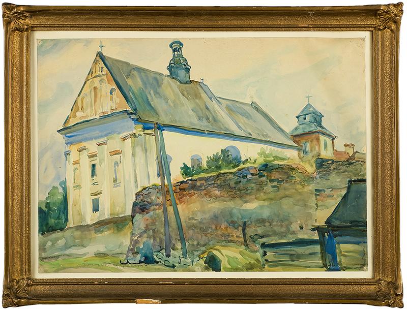 Kościół reformatów w Kazimierzu nad Wisłą