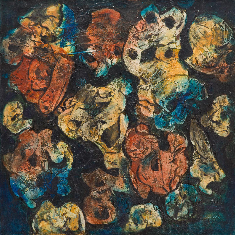 """""""Wyrzucony balast"""", 1960-62 r."""