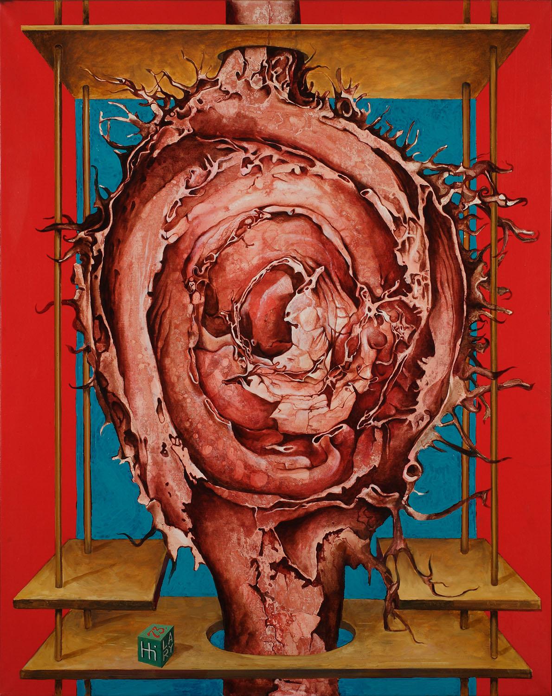 """""""Anatomia czerwonego pnia"""", 1973 r."""