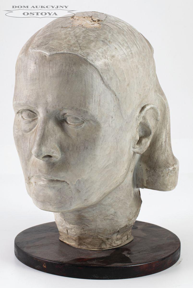 PORTRET ŻONY, ok. 1935